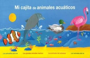 MI CAJITA DE ANIMALES ACUATICOS / PD.