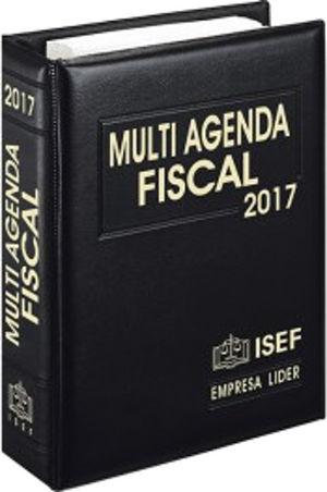 MULTI AGENDA FISCAL 2017 Y COMPLEMENTO