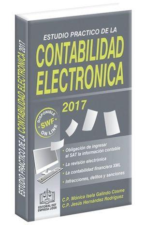 ESTUDIO PRACTICO DE LA CONTABILIDAD ELECTRONICA 2017