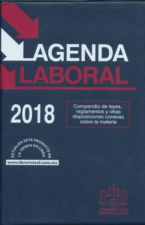 AGENDA LABORAL 2018 (LINEA ECONOMICA)