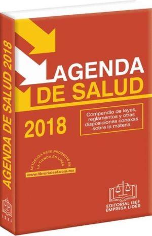 AGENDA DE SALUD 2018 (LINEA ECONOMICA)
