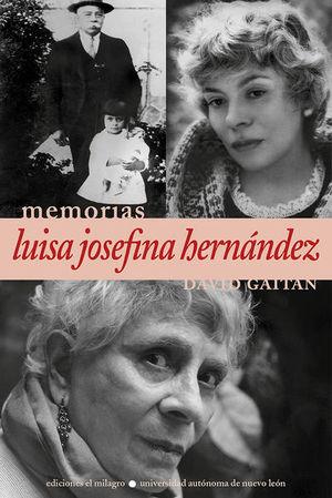 LUISA JOSEFINA HERNANDEZ MEMORIAS