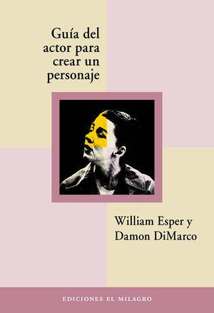 Guía del actor para crear un personaje