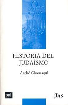 HISTORIA DEL JUDAISMO
