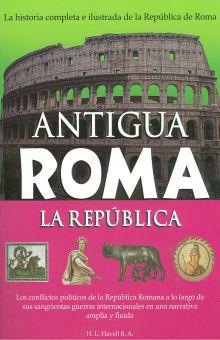 ANTIGUA ROMA. LA REPUBLICA
