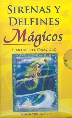 SIRENAS Y DELFINES MAGICOS (INCLUYE 44 CARTAS DEL ORACULO)