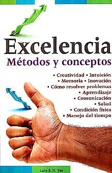 EXCELENCIA. METODOS Y CONCEPTOS