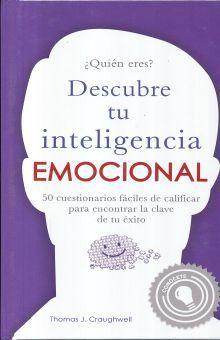 DESCUBRE TU INTELIGENCIA EMOCIONAL / PD.