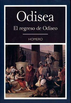 ODISEA. EL REGRESO DE ODISEO