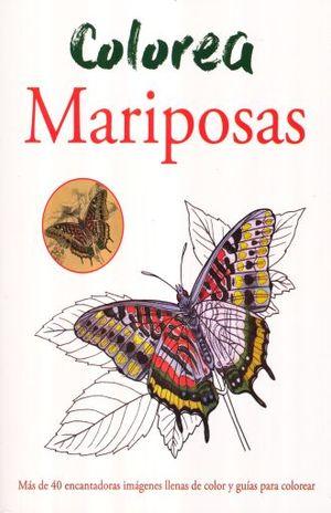 COLOREA MARIPOSAS