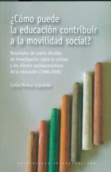 COMO PUEDE LA EDUCACION CONTRIBUIR A LA MOVILIDAD SOCIAL