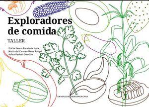 EXPLORADORES DE COMIDA