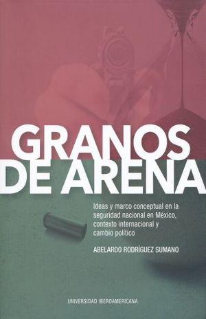 GRANOS DE ARENA. IDEAS Y MARCO CONCEPTUAL EN LA SEGURIDAD NACIONAL EN MEXICO