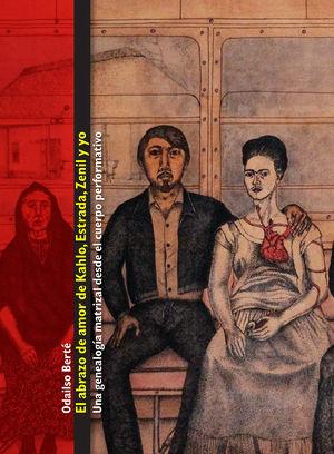 El abrazo de amor de Kahlo, Estrada, Zenil y yo. Una genealogía matrizal desde el cuerpo performativo