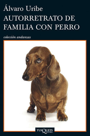 AUTORETRATO DE FAMILIA CON PERRO