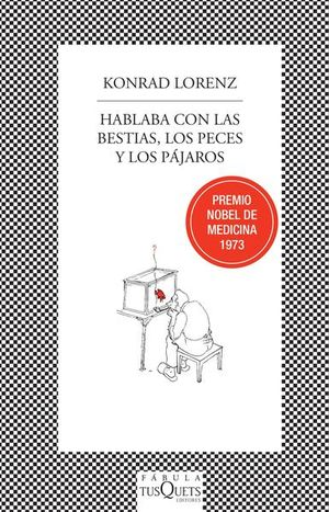 HABLABA CON LAS BESTIAS LOS PECES Y LOS PAJAROS