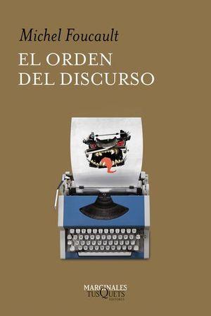 ORDEN DEL DISCURSO, EL