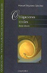 OBLIGACIONES CIVILES / 6 ED.