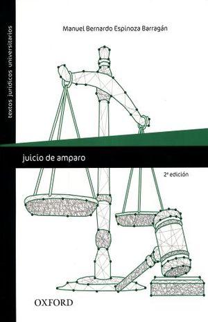 JUICIO DE AMPARO / 2 ED.