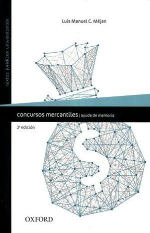 CONCURSOS MERCANTILES. AYUDA DE MEMORIA / 2 ED.