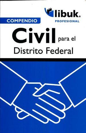 COMPENDIO CIVIL PARA EL DISTRITO FEDERAL 2015