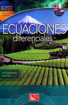 ECUACIONES DIFERENCIALES (INCLUYE CD)