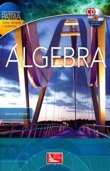 ALGEBRA (INCLUYE CD)