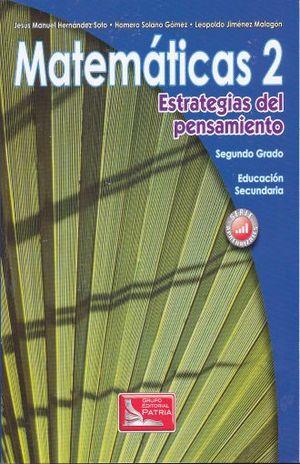 MATEMATICAS 2. SECUNDARIA