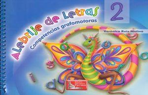 ALEBRIJE DE LETRAS 2. PREESCOLAR