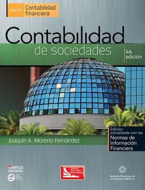 CONTABILIDAD DE SOCIEDADES / 4 ED.