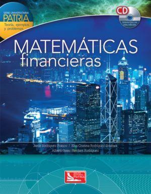 MATEMATICAS FINANCIERAS (INCLUYE CD)