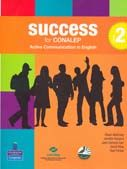 SUCCESS FOR CONALEP LEVEL 2 ACTIVE COMMUNICATION IN ENGLISH (INCLUYE CD)