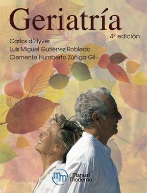 GERIATRIA / 4 ED.
