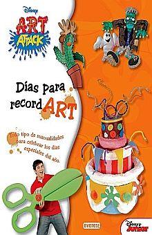 ART ATTACK. DIAS PARA RECORD ART