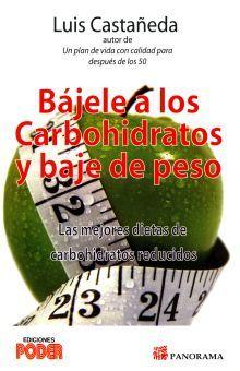 BAJALE A LOS CARBOHIDRATOS Y BAJE DE PESO. LAS MEJORES DIETAS DE CARBOHIDRATOS REDUCIDOS