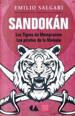 SANDOKAN / LOS TIGRES DE MOMPRACEM / LOS PIRATAS DE LA MALASIA