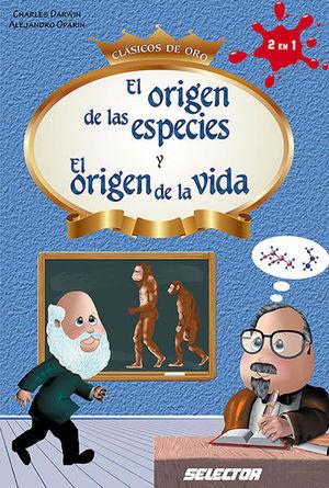 ORIGEN DE LAS ESPECIES Y EL ORIGEN DE LA VIDA, EL