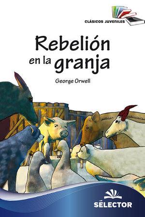 REBELION EN LA GRANJA (ADAPTACION)