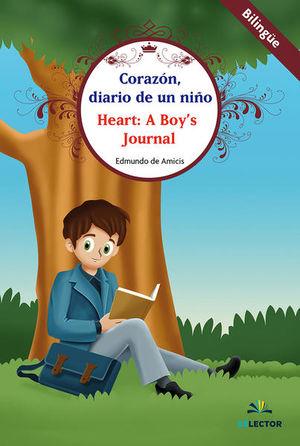 CORAZON DIARIO DE UN NIÑO / HEART DIARY OF A CHILD