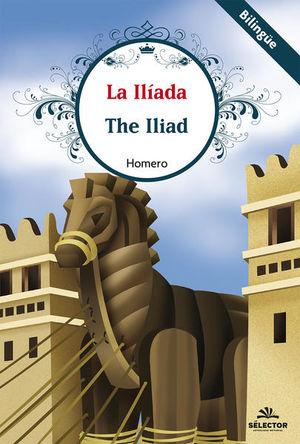 ILIADA, LA (ED. BILINGUE)
