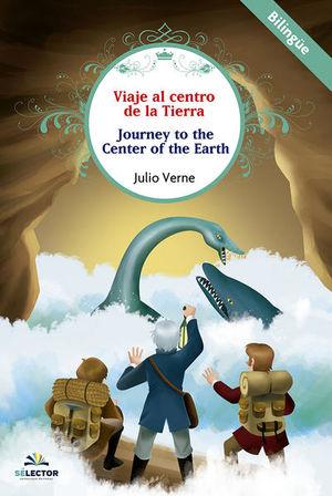 VIAJE AL CENTRO DE LA TIERRA (EDICION BILINGUE)