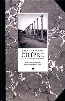 CHIPRE (POEMAS FOTOGRAFIAS FRAGMENTOS) / PD.