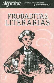 PROBADITAS LITERARIAS