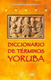DICCIONARIO DE TERMINOS YORUBA