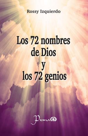 72 NOMBRES DE DIOS Y LOS 72 GENIOS, LOS