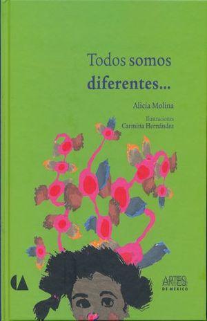 TODOS SOMOS DIFERENTES / PD.