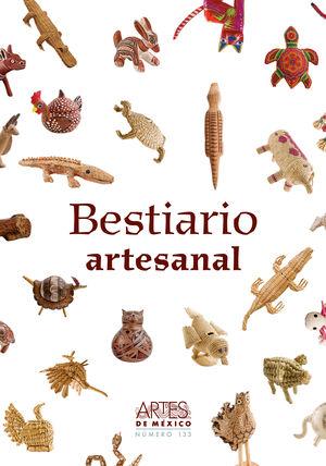 Artes de México # 133. Bestiario artesanal