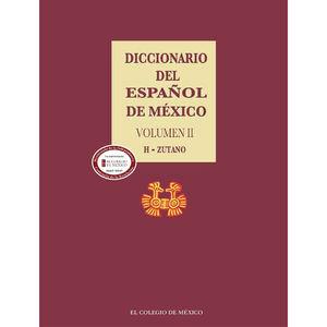 Diccionario del español de México