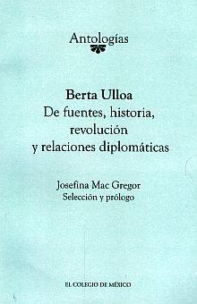 DE FUENTES HISTORIA REVOLUCION Y RELACIONES DIPLOMATICAS