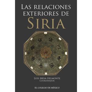 RELACIONES EXTERIORES DE SIRIA, LAS